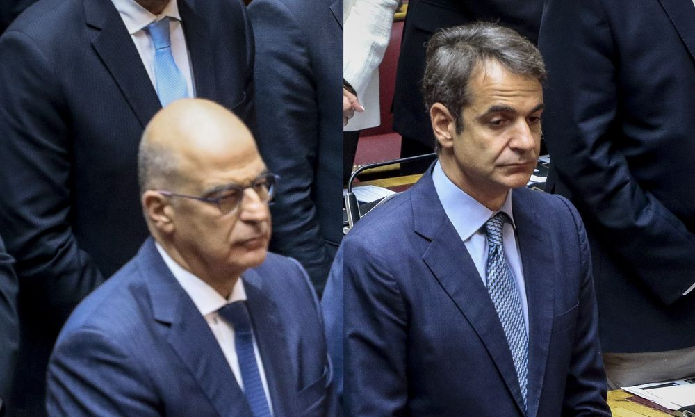 Dendias – Mitsotakis discuss EU Foreign Affairs Council results and upcoming US visit