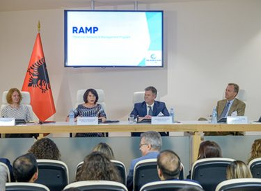 "Bank of Albania and the World Bank host Workshop on ""Legal Aspects of Governance and Asset Management"""