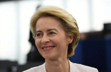 Politicians in Romania welcome the election of Ursula Von der Leyen