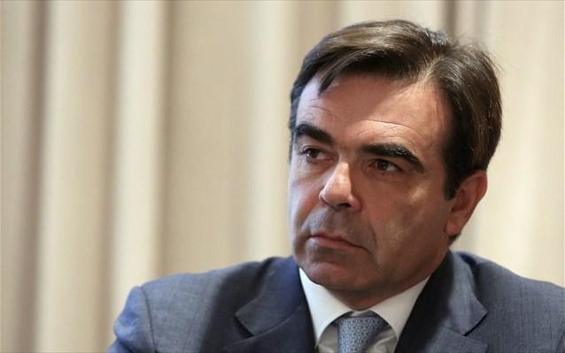 Margaritis Schinas as Commissioner- Antonis Samaras now eyes the Presidency of the Republic