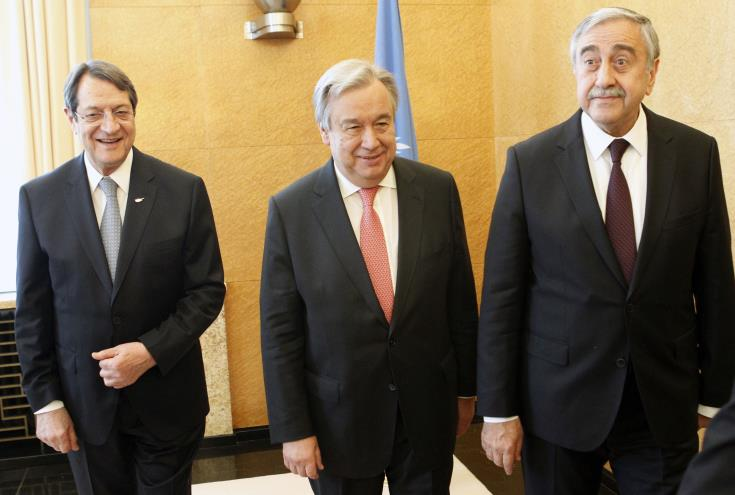 United Nations: The two leaders must come to an agreement and then address Guterres
