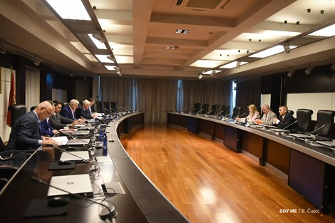Montenegro has made serious progress in the fight against organized crime, Government says