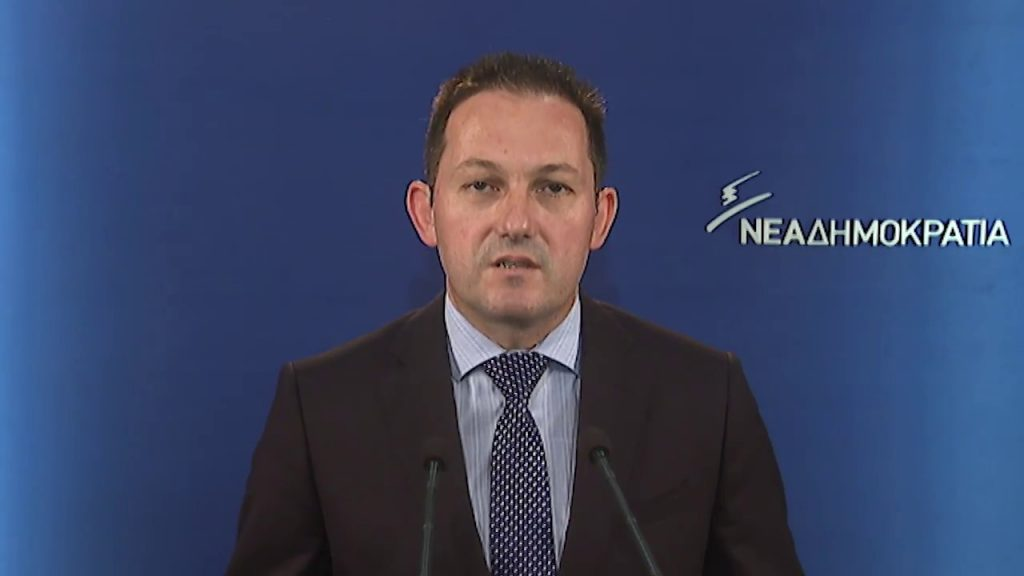Stelios Petsas: no reduction of tax-free threshold, no benefit cuts