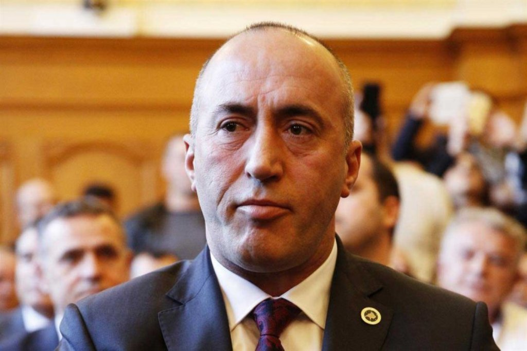 Kosovo's Haradinaj to be questioned in The Hague today