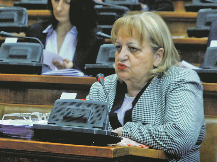"""Far right lawmaker proposes the boycott of daily """"Danas"""""""