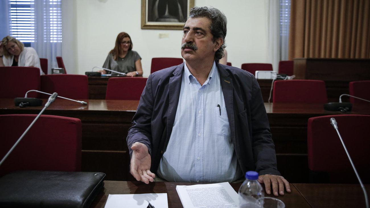 ND-KINAL decide the waiver of the immunity of former Minister of Health P. Polakis