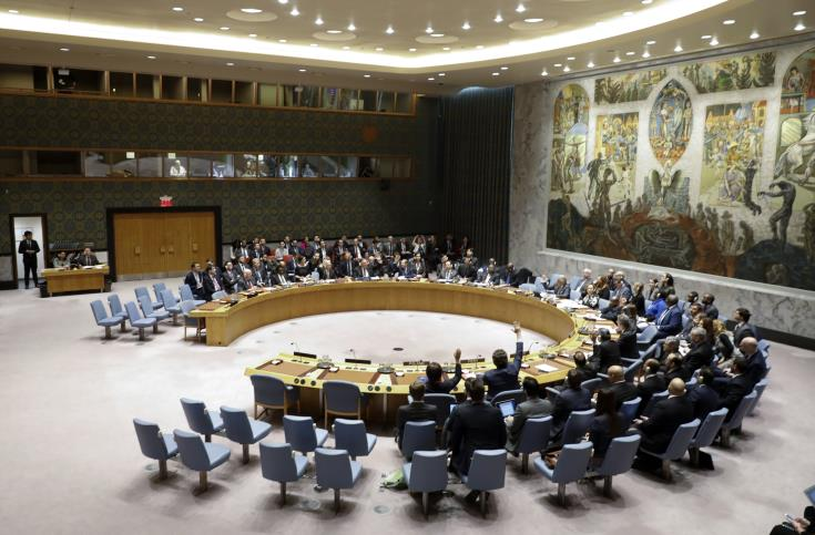 The members of the Security Council agreed on the text of a draft resolution for UNFICYP, which is set for adoption tomorrow