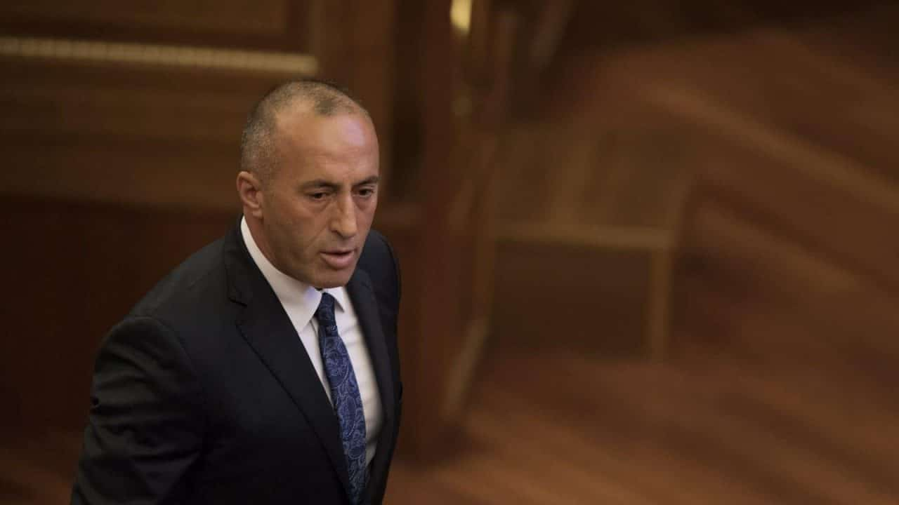 "Belgrade ""celebrates"" Haradinaj's resignation, praises war criminals"