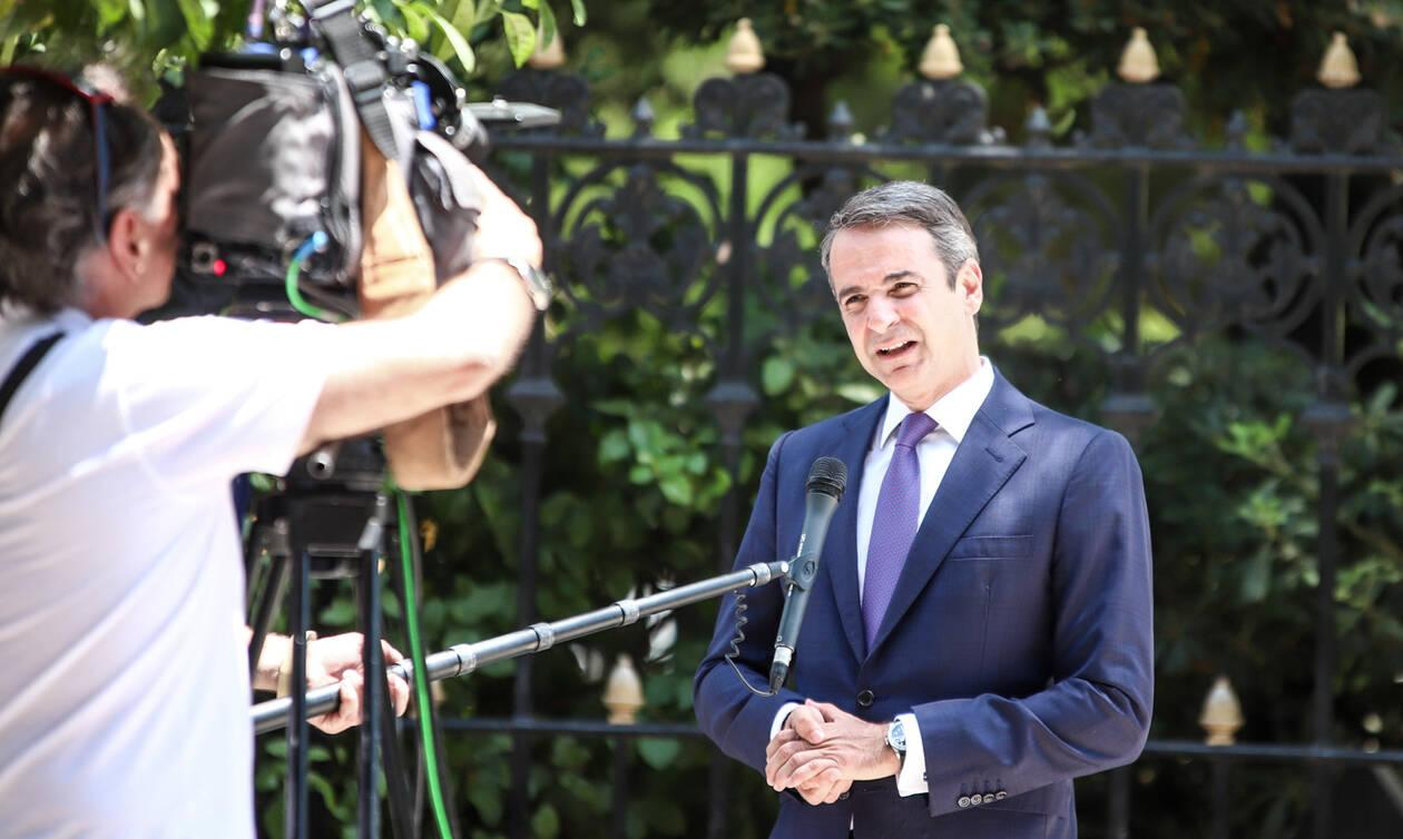 In consultation the first Mitsotakis bill, reactions from the opposition