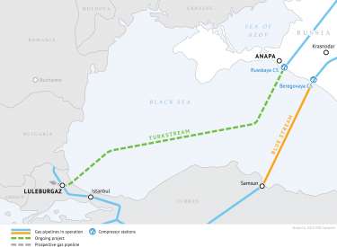 It's final: Turkish Stream to pass through Bulgaria on its way to the Balkans