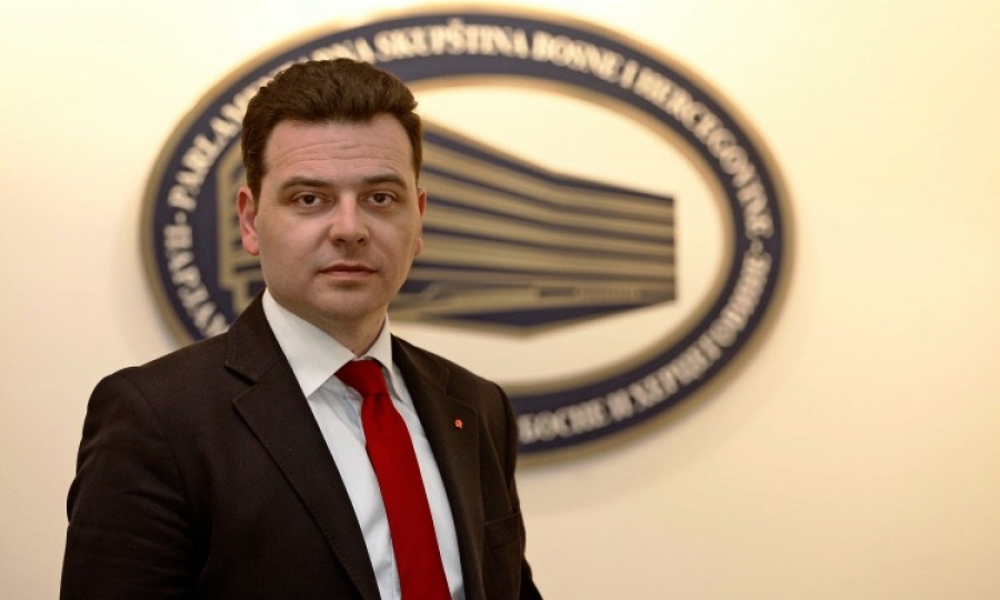 BiH MP asks von der Leyen to intervene in the nuclear waste case