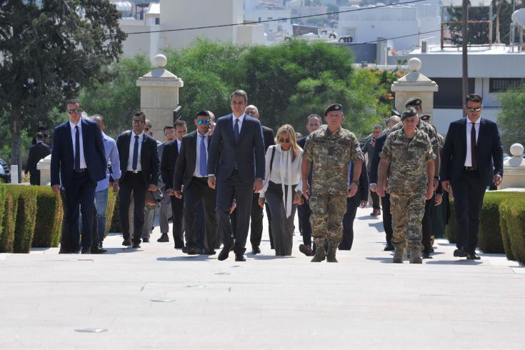 No transgressive behavior will go unanswered, Greek Prime Minister stresses