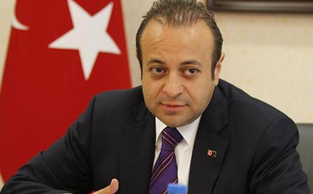 "Egemen Bağış: ""Either to solve the Cyprus problem or go to a two-state solution before Israel and Palestine"""