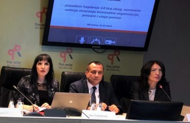 Montenegro: Prosecutors extend the investigation on Aaron Shaviv
