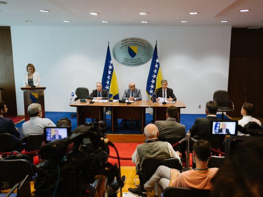 BiH, EBRD and EU sign Corridor Vc grant agreement worth EUR 15 million