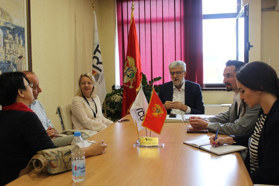OSCE Mission supports training of Montenegro's public broadcaster