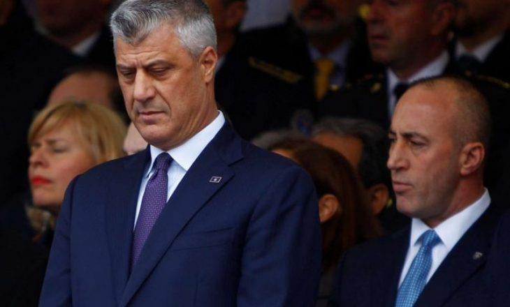 President Thaci ask PAN coalition to nominate a candidate for head of Government