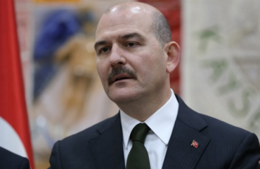 """Soylu: """"If we opened the Izmir route 30,000 refugees would escape in a single day"""""""