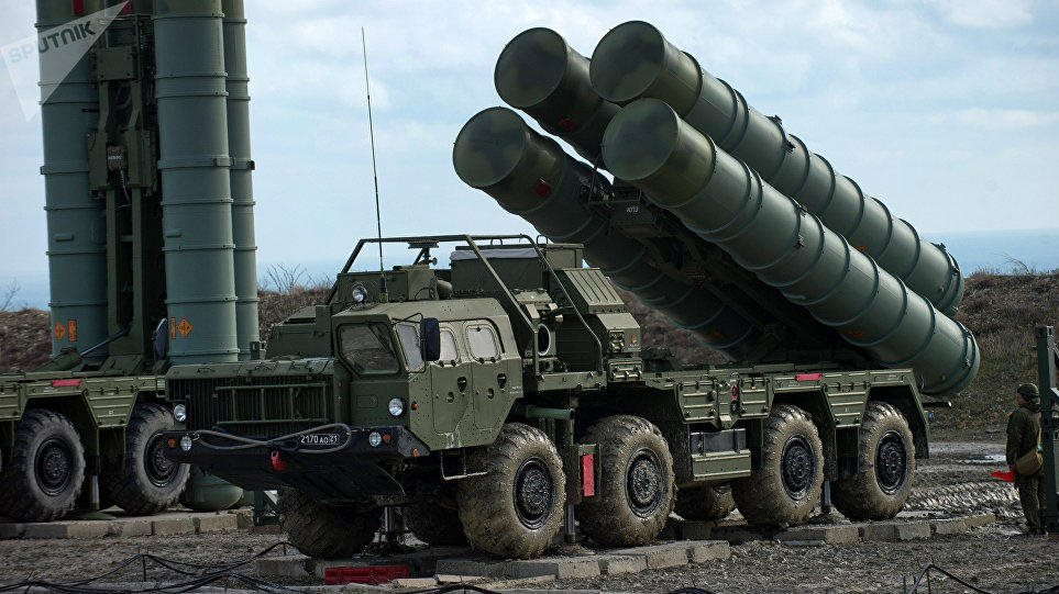 Erdogan's response to the USA through the S-400s