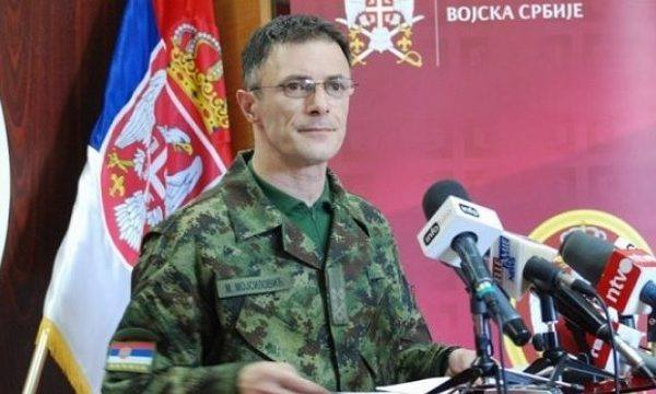 Mojsilovic: We have the support of the Russian military for the challenges in Kosovo