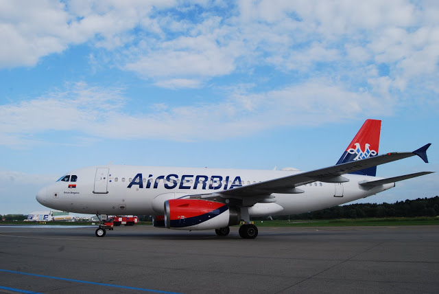 Air Serbia increases the number of flights on the Belgrade – Tivat route
