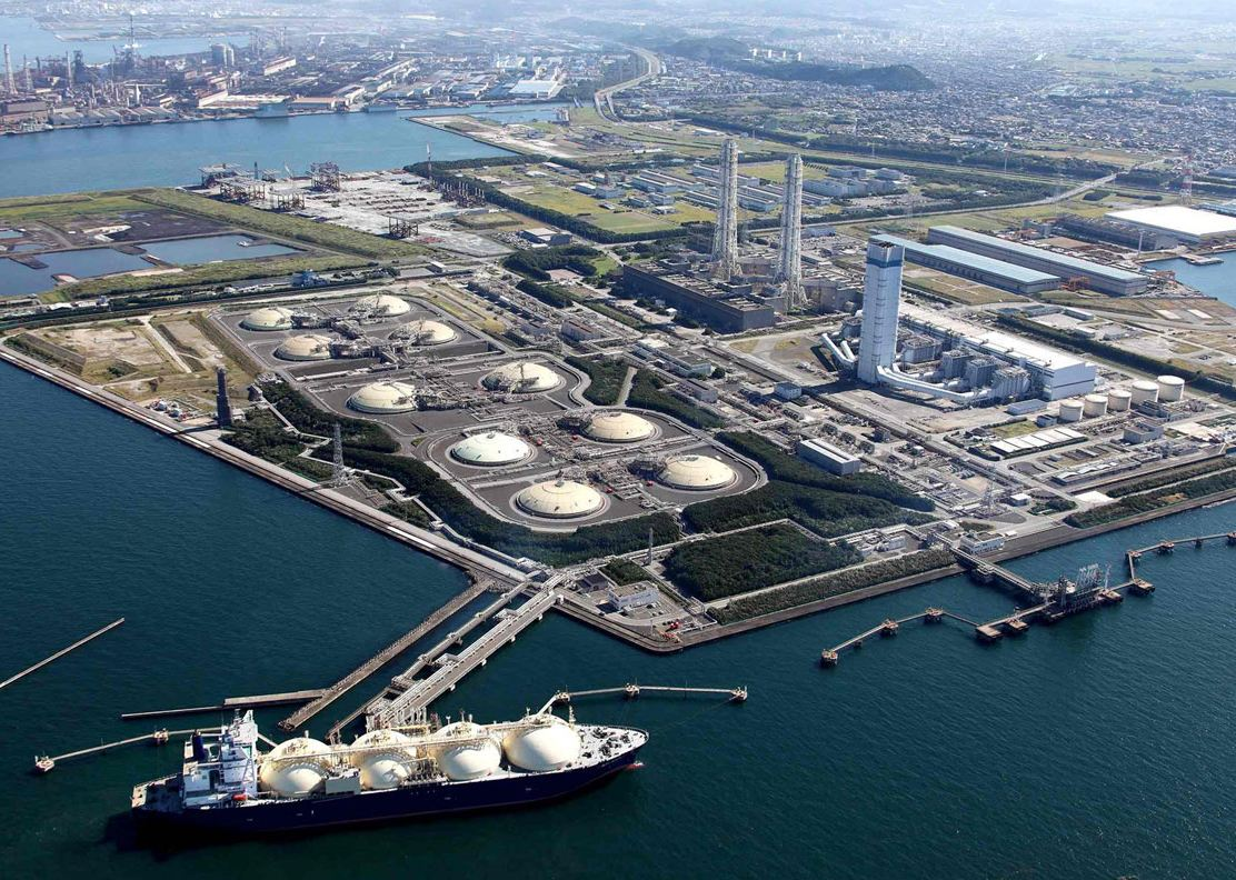 The EU supports the LNG Krk terminal in Croatia with 100 million euros