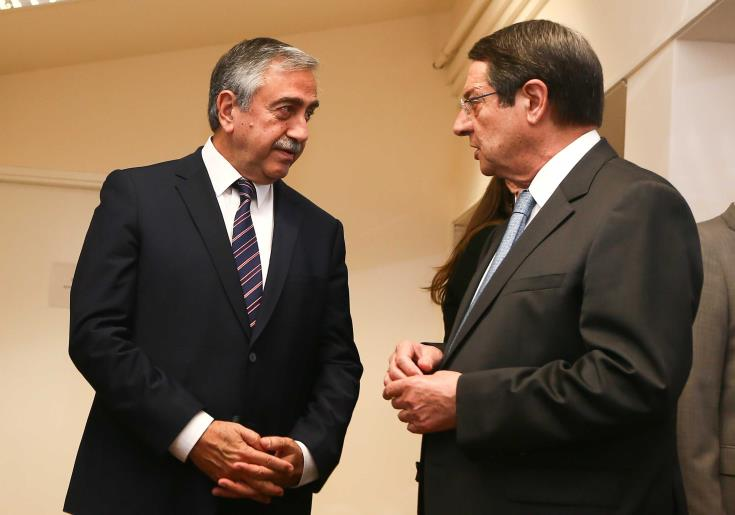 Informal meeting between Anastasiades and Akinci to take place today