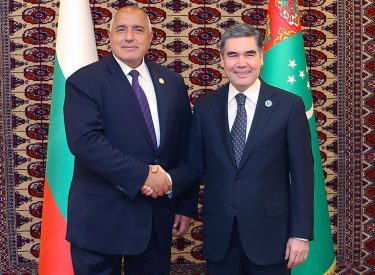 The first Caspian Economic Forum was realized, and Bulgaria was there