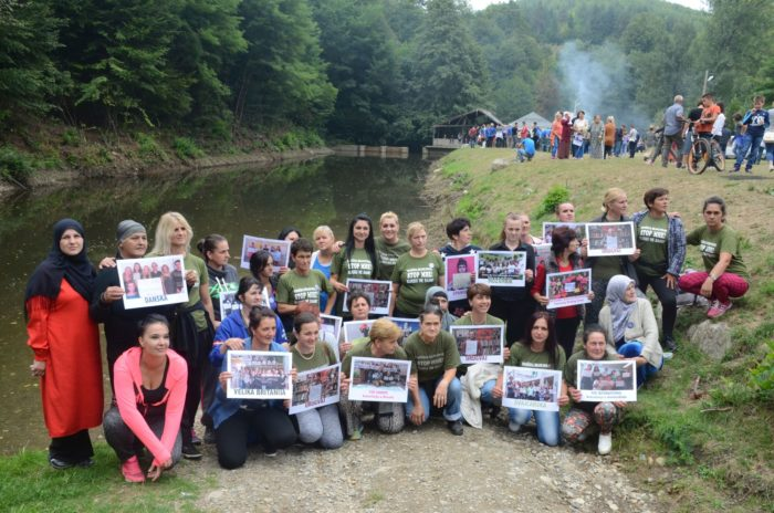 Group of women from village Kruščica in BiH won the prestigious European award