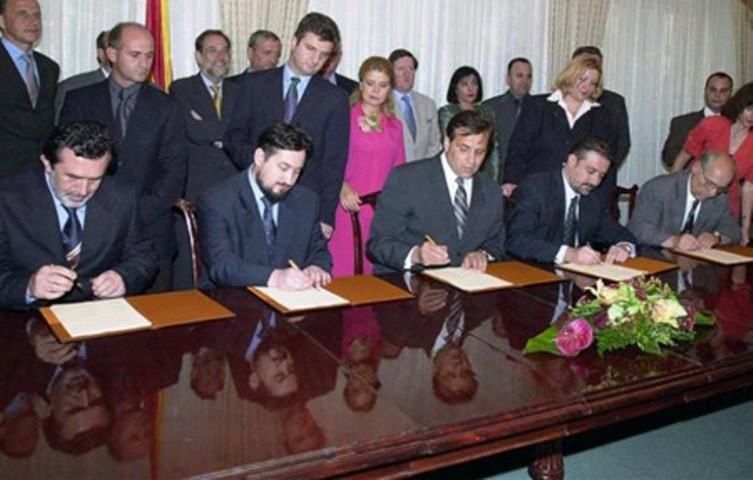 8th Anniversary of the Ohrid Framework Agreement