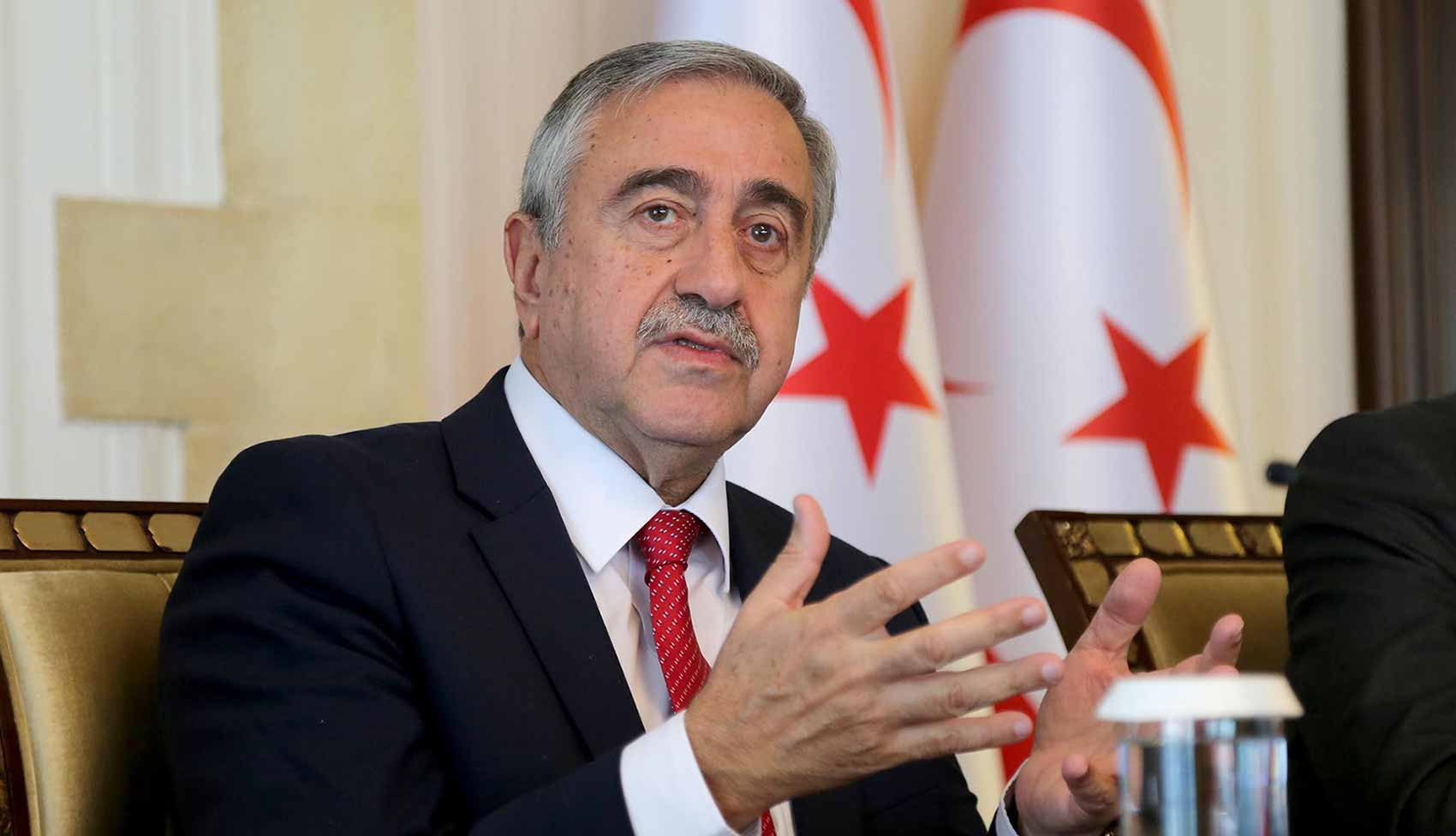 Akinci, Erhuman and Ozersay for the 'presidential' elections