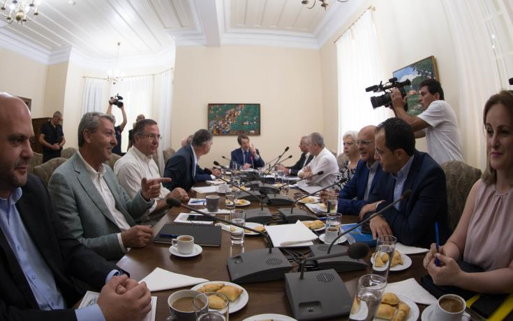 Cyprus: The new session to take place in view of the National Council