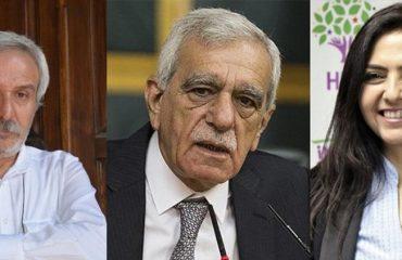 Ankara has removed 3 elected mayors of Kurdish origin
