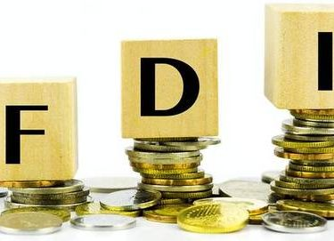 FDI in Bulgaria in January-August 2019 was 603.5M euro