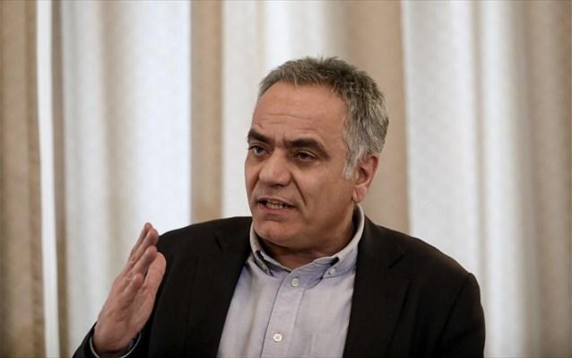 Panos Skourletis kicks off SYRIZA revamp debate