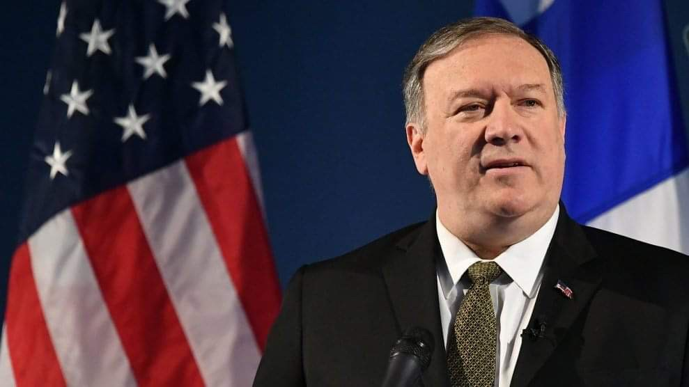 Pompeo: Mutual recognition based on normalization of Serbia-Kosovo relations