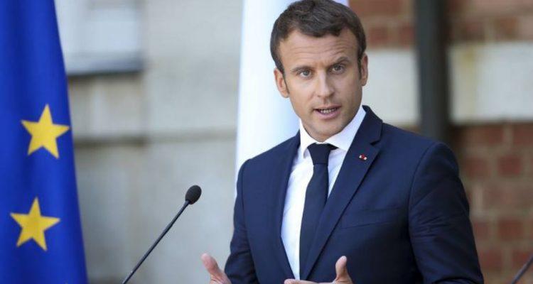 Macron's messages against Turkey regarding the Cypriot EEZ