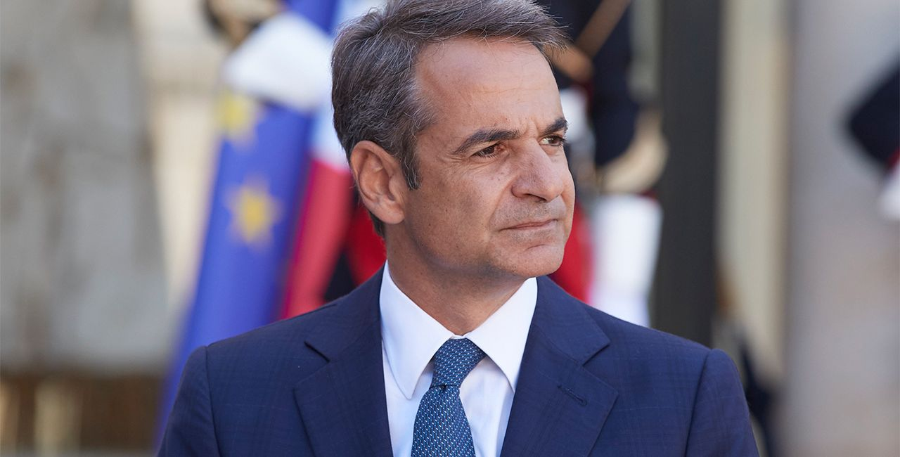 Reform, investment & migration on agenda in Mitsotakis, Rutte talks