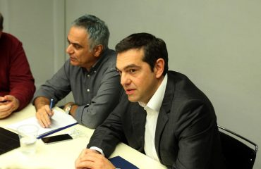 SYRIZA faces the challenge of transformation