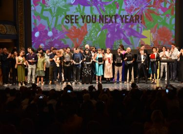"""Take me somewhere nice"" wins top award at 25th Sarajevo Film Festival"