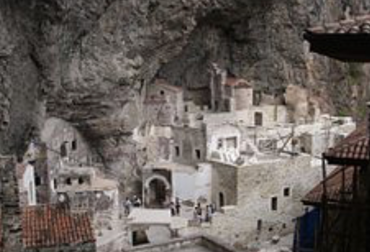 Turkey is after the icons and relics of the Sumela Monastery in Trabzon