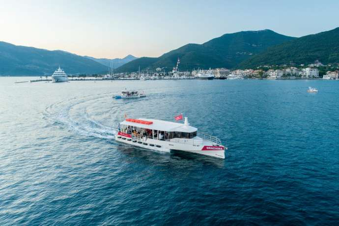 Montenegro's Tourism Inspectorate has collected more than EUR 850.000 in fines so far