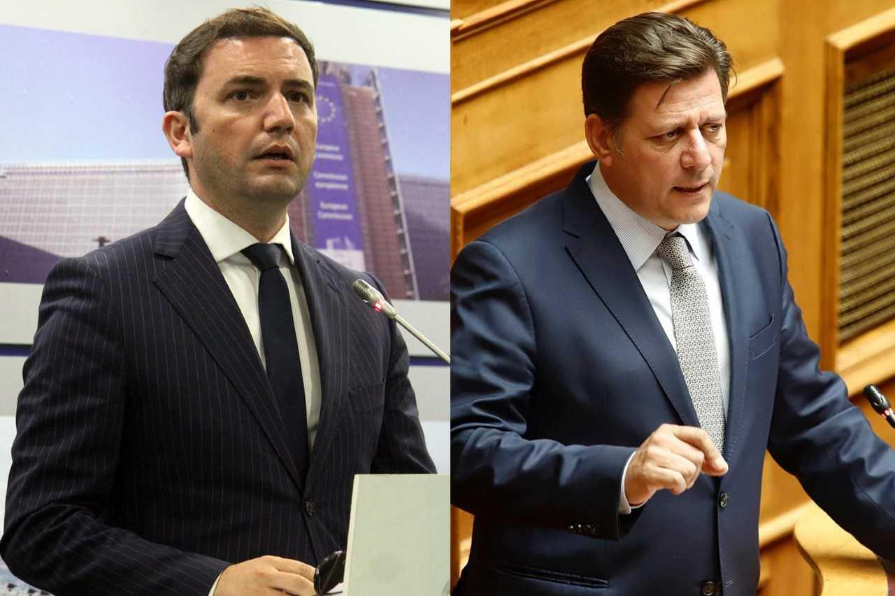SYRIZA asks for Varvitsiotis' letter to Osmani to be submitted in Parliament – update