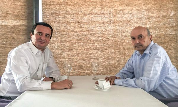 Kurti and Mustafa met again to discuss pre-election coalition