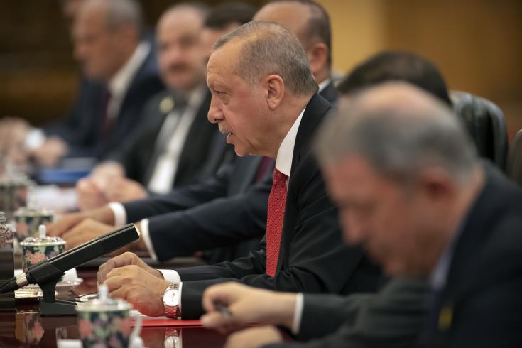Erdogan: We will destroy the traps in Syria, Iraq and Eastern Mediterranean