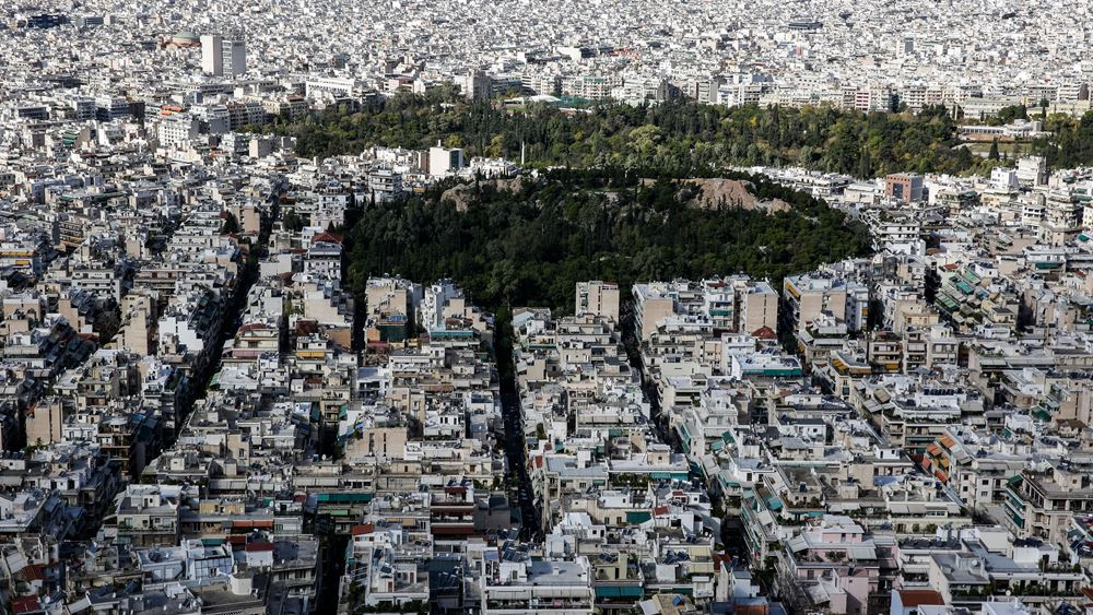 Apartment prices go up in Greece
