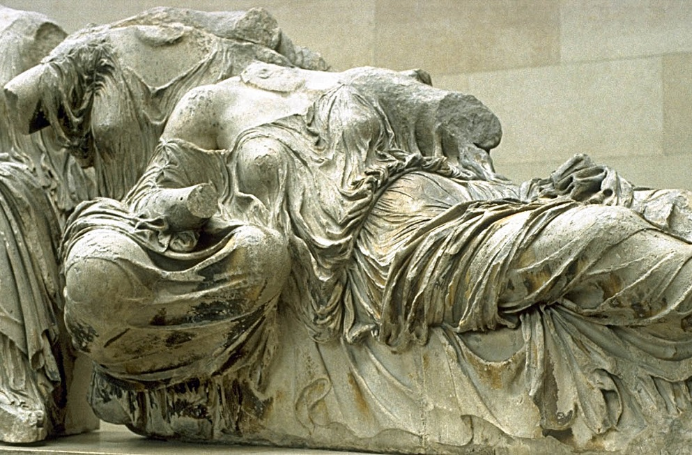 The return of the Parthenon marbles in the spotlight once again
