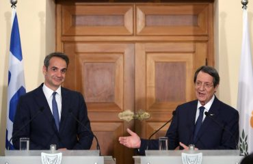 Nicosia, Athens coordinate their actions on the Cyprus issue