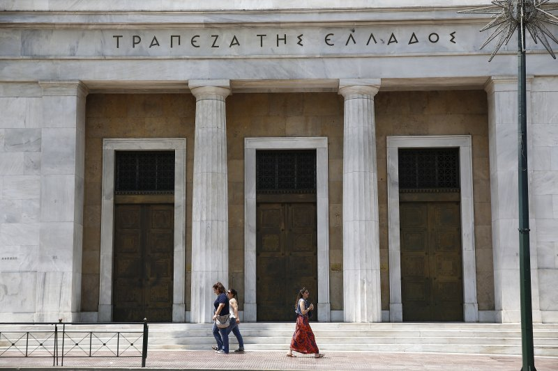 Cost of money in Greece rose in July