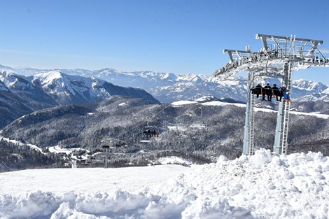 Kolašin Ski Resort expects new cable car